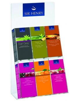 Sir Henry prezentačný stojan