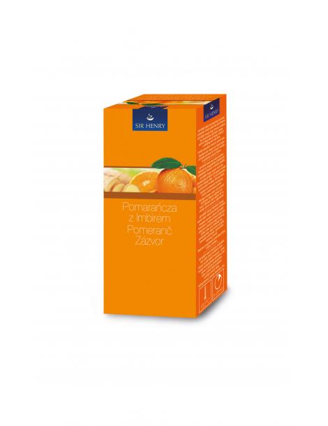 Pomaranč a zázvor