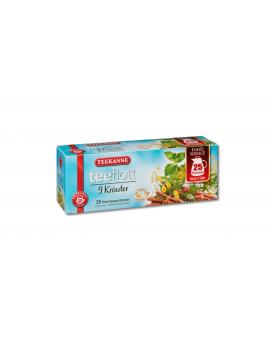 Teekanne Mixed Herbal Infusion Teeflott