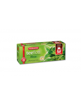 Teekanne Peppermint Herbal Infusuion Teeflott