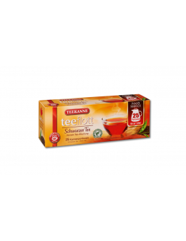 Teekanee Black Tea Teeflott