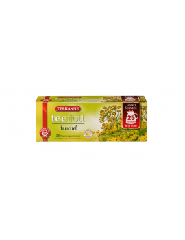 Teekanne Fennel Herbal Infusion Teeflott