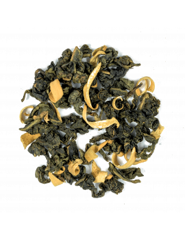 Oolong s kvetmi pomarančovníka (Oolong Orange Blossom)